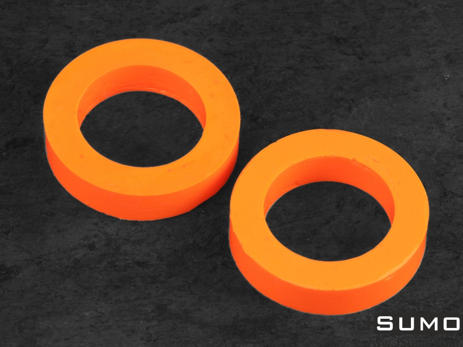 JS3811 Replacement Silicone Tyres (Pair)