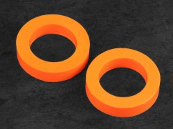 JS3811 Replacement Silicone Tyres (Pair) - Thumbnail