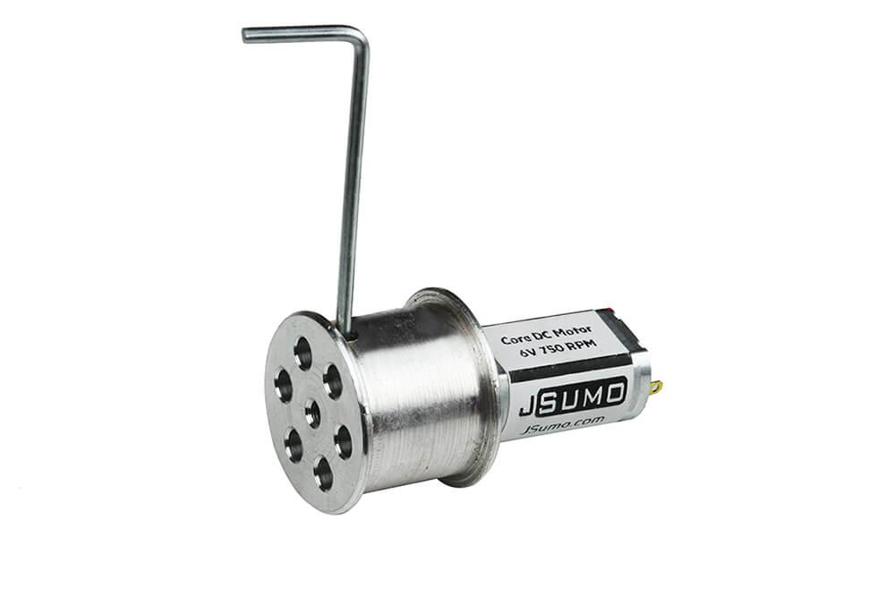SLT20P Steel - Silicone Wheel Set (33mm x 20mm - Pair)
