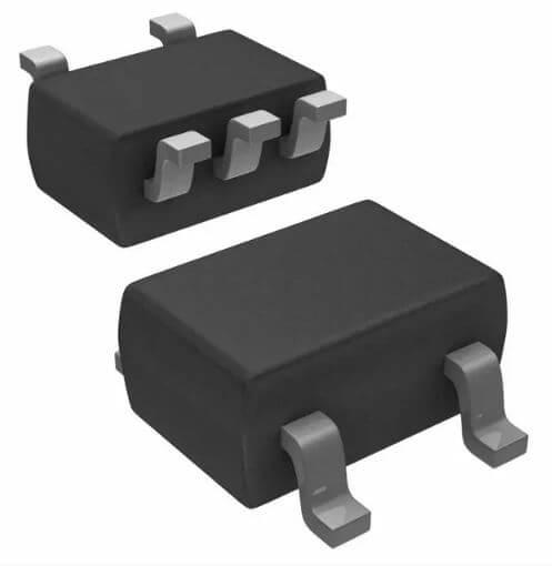 SN74AHC1G00DCKR NAND Gate SOT-353 Case