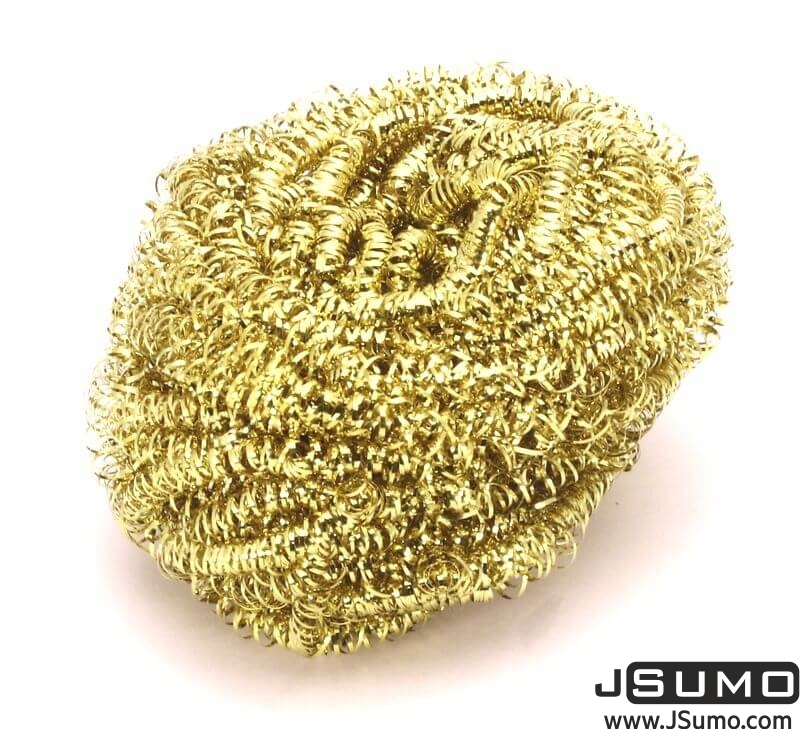 Solder Brass Sponge