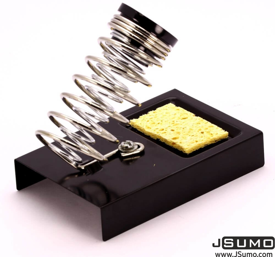 Soldering Iron Stand (Wıth Sponge)