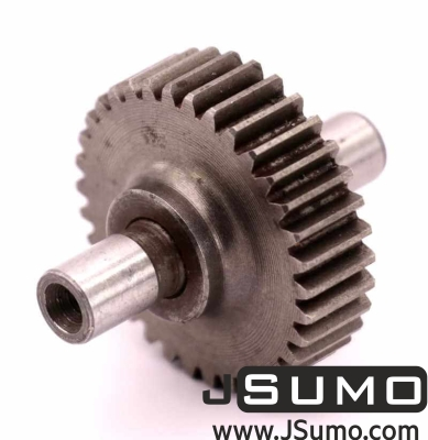Jsumo - Stock Metal Spur Gear (0.8 Module - 34 Tooth)
