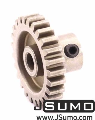 Jsumo - Spur Gear (1 Module - 25 Tooth) (1)