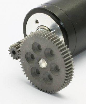 Jsumo - Steel Gear Bundle (0,6 Module - 4,30:1 Reduction) (1)