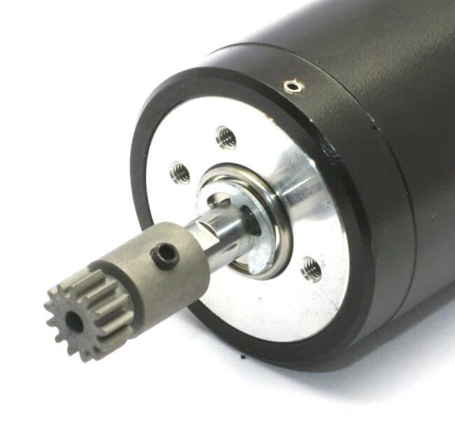Steel Gear Bundle (0,6 Module - 4,30:1 Reduction)