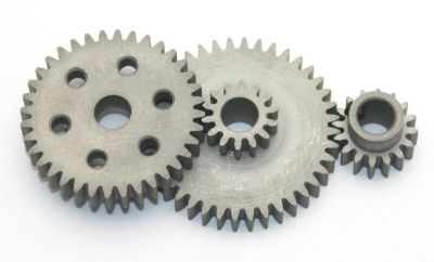 Jsumo - Steel Gear Bundle (0,8 Module - 6,42:1 Reduction) (1)