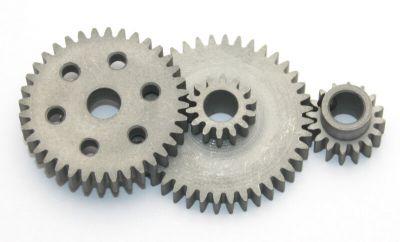 Jsumo - Steel Gear Bundle (0,8 Module - 6,42:1 Reduction) (1)