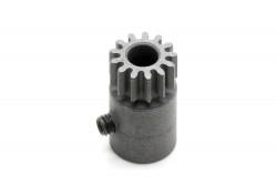Steel Motor Pininon Gear (0,6 Module - 5mm Hole 13T) - Thumbnail