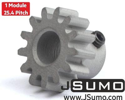 Jsumo - 1 Module 13T Pinion Gear - Ø6mm