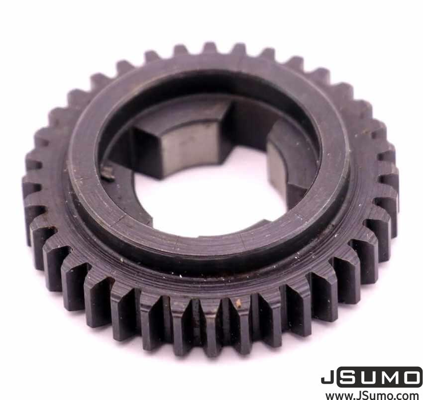 Stock Metal Spur Gear (1 Module - 36 Tooth)