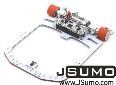 Jsumo - STORM PID Controlled Fast Line Follower