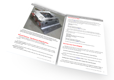 Jsumo - Sumo Black Book (Ebook) - Tips & Tactics for Better Sumo Robots (1)