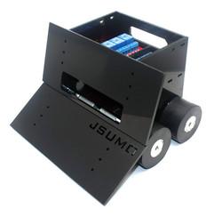 Titan 4x4 Plexiglass Sumo Robot Kit (No Electronics - Not Assembled) - Thumbnail