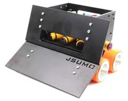 Titan 4x4 JSumo Sumo Robot - Thumbnail