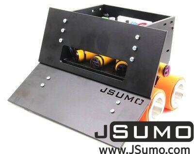 Jsumo - Titan 4x4 JSumo Sumo Robot
