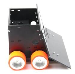Titan 4x4 Sumo Robot Kit (Mechanical Kit No Electronics) - Thumbnail