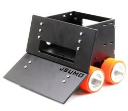 Jsumo - Titan 4x4 Sumo Robot Kit (Mechanical Kit No Electronics)