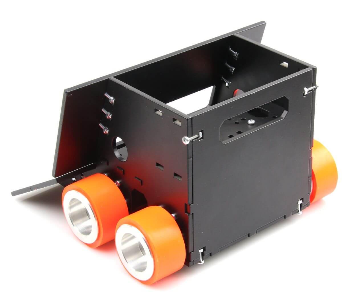 Titan 4x4 Sumo Robot Kit (Mechanical Kit No Electronics)
