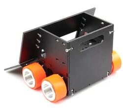 Jsumo - Titan 4x4 Sumo Robot Kit (Mechanical Kit No Electronics) (1)