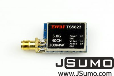 - TS5823 5.8Ghz 40CH 200mW FPV Transmitter VTX (1)