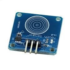 - TTP223B Digital Touch Sensor