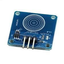 - TTP223B Digital Touch Sensor