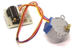 ULN2003A Stepper Motor Kit - Thumbnail