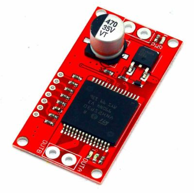 - VNH2SP30 30 Ampere Single Ch. Motor Driver