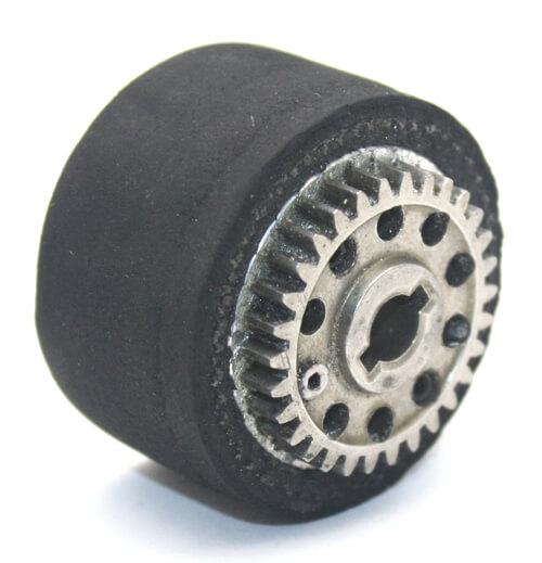 Wheel Side Spur Gear (1 Module - 30 Tooth)
