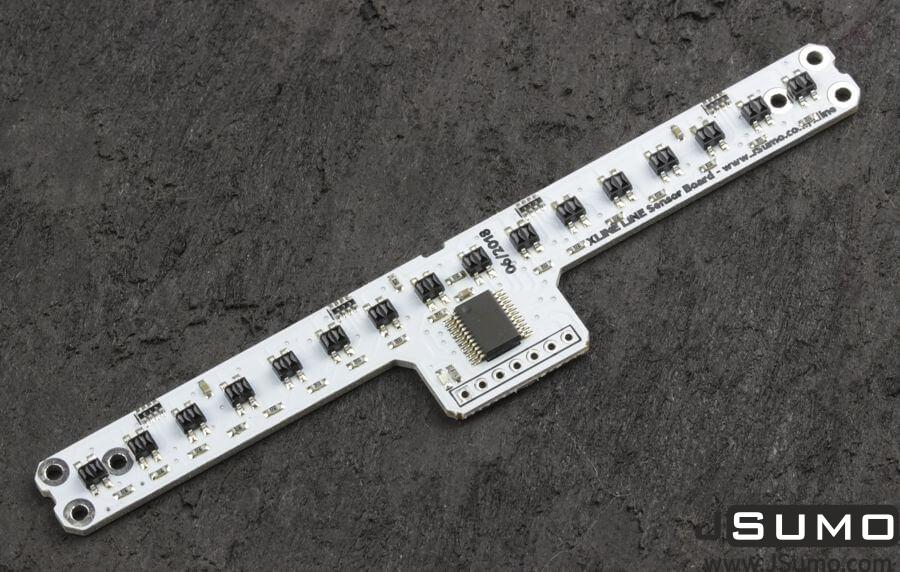 XLINE 16 Sensor Array Board