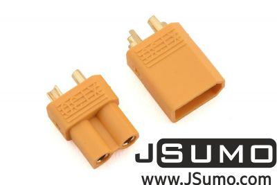 - XT30 30A Plug Lipo Battery Connector Set (Female-Male)