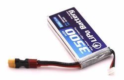 DEANS (T Plug) to XT60 Converter - Thumbnail